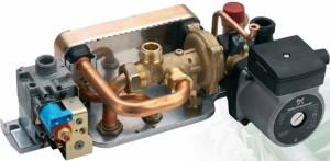 gruppo idraulico ottone Step DEA Clip